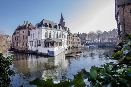 Rose Hat Quai | © Jan D'Hondt / Courtesy of Visit Bruges
