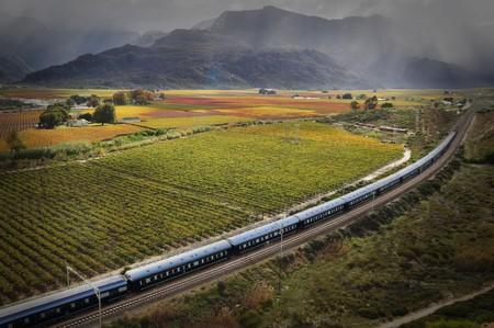 Rovos Rail travelling en-route to Cape Town | Courtesy Rovos Rail