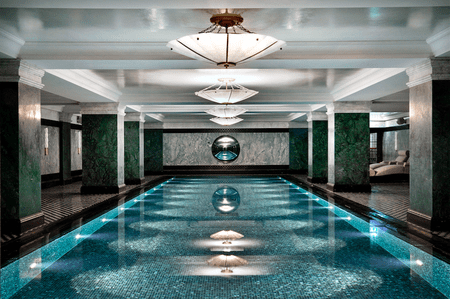 The Ned Spa | Image courtesy of The Ned