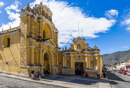Antigua Guatemala Buildings | ©  SdosRemedios / Flickr