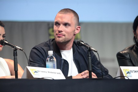 Ed Skrein at SDCC © Gage Skidmore/Flickr