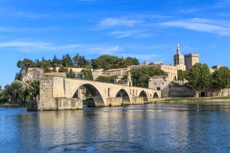The Palais des Papes in Avignon, Provence | © Bertl123/Shuterstock