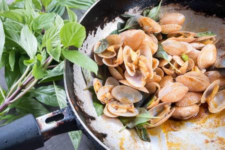 Fried Clams, Thai style | © Nattanan Boontub/Shutterstock