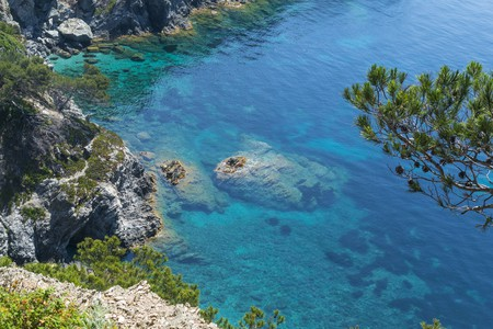Porquerolles is one of the most underrated places along the French Riviera | © Vladimir Hammer/Shutterstock