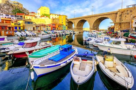 Marseille has lots of hidden places to visit | © Boris Stroujko/Shutterstock