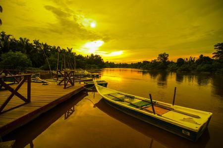 Kampung Kuantan Firefly Park in Kuala Selangor © HAFIZULLAHYATIM/Shutterstock