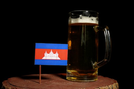 Beer in Cambodia | © Golden Brown / Shutterstock.com