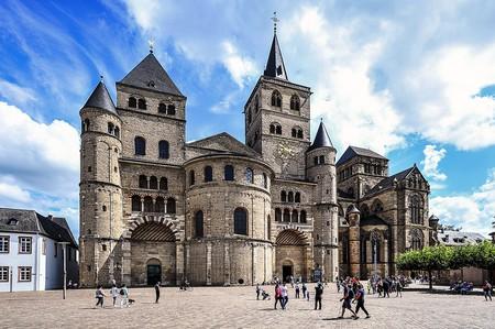The Cathedral of Trier | © Vytautas Kielaitis / Shutterstock