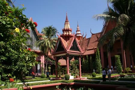The National Museum of Cambodia | © Sam DCruz/ Shutterstock.com