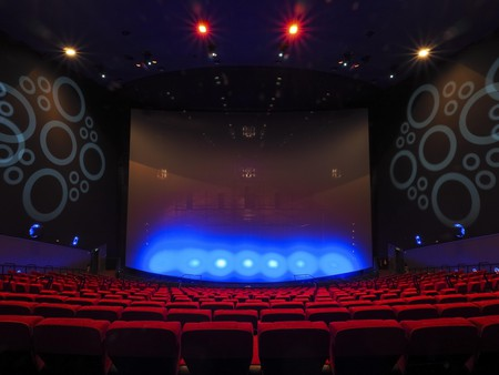 BFI IMAX screen | Courtesy of BFI IMAX