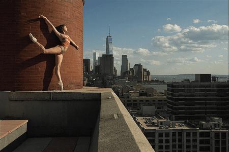 Stephanie in New York City, 2017 | © Dane Shitagi, courtesy of The Ballerina Project