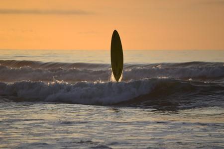 Sunset surfing | © Mottovation / Pixabay