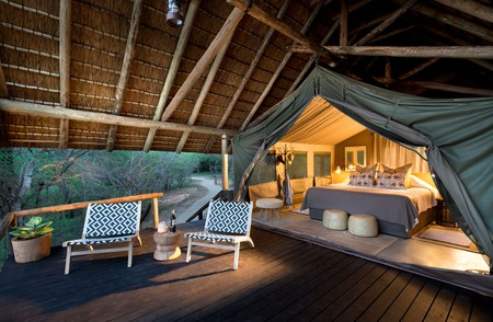 Tanda Tula offers visitors a traditional safari experience combined with contemporary luxuries | Courtesy of Tanda Tula