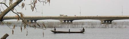 The longest bridge in Nigeria: Third Mainland Bridge |© Zouzou Wizman / Wikimedia