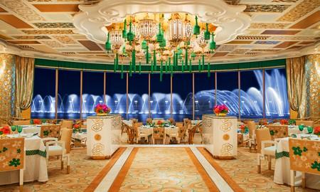 Fine dining in Macau