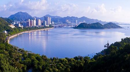 Zhuhai in China. © Shasha Zhuhai / Wiki Commons