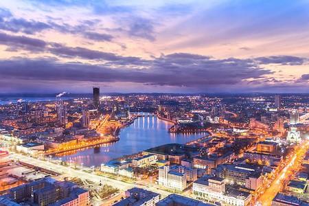 Yekaterinburg | © Pawel Maryanov / WikiCommons
