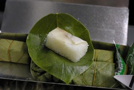 Nara Persimmon Leaf Sushi | © Jun OHWADA/Flickr