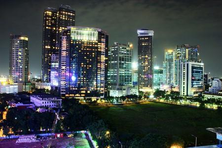 Jakarta at night | © Azzi Yuphikatama/Flickr