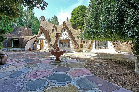 Snow White inspired cottage