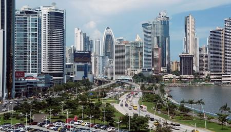 Avenida Balboa, Panama City