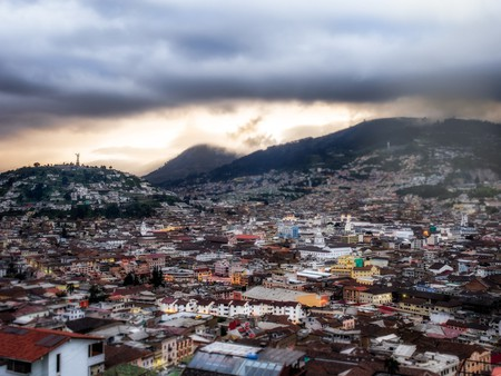 Historic Center of Quito, Ecuador | ©Simon Matzinger /Flickr