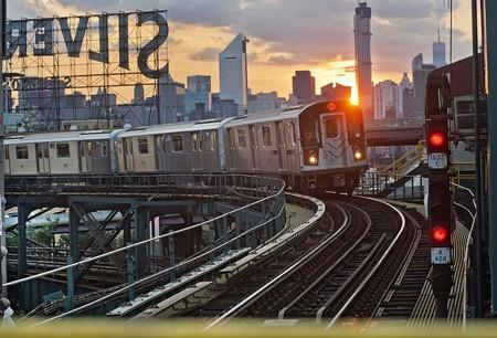 MTA 7 Train, NYC   © MTA/Flickr