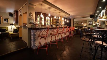 Curfew Cocktail Bar in Vesterbro