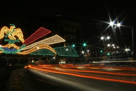 Mexico City lights | © Esparta Palma/Flickr