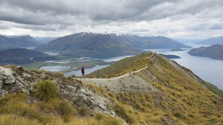 Roys Peak Panorama | © Dan Dwyer/Flickr