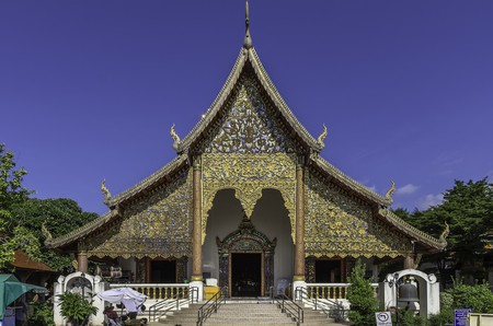 Wat Chang Man, Chiang Mai | © Stefan Fussan/Flickr