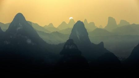 Sunset in Guilin | ©Carlos Adampol Galindo/Flickr