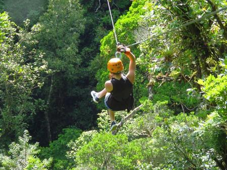 Tree Trek Zipline, Boquete, Panama | © Courtesy of Boquete Tree Trek