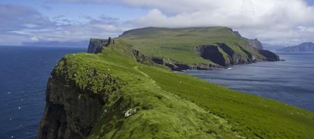 The island of Mykines, Faroe Islands   © Stefan Wisselink / Flickr