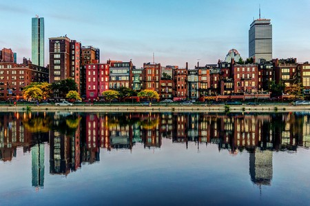 Boston's Back Bay | © Robbie Shade/Flickr