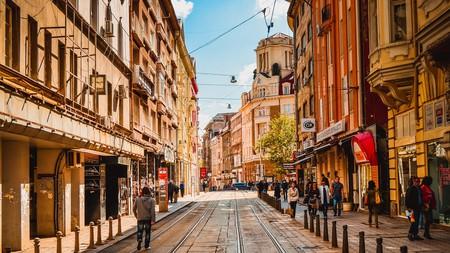 Sofia city center | © Sami C / Flickr