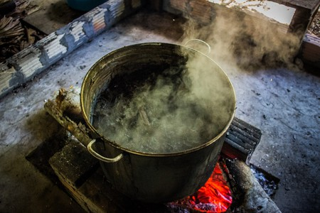 Ayahuasca brewing | © Apollo/Flickr