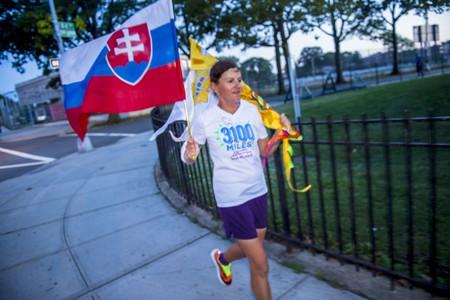 Kaneenika Janakova, winner of the most grueling race in the world  | © Kaneenika Janakova