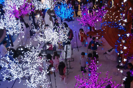Andino Mall at Christmas | © Zve Leve / Flickr