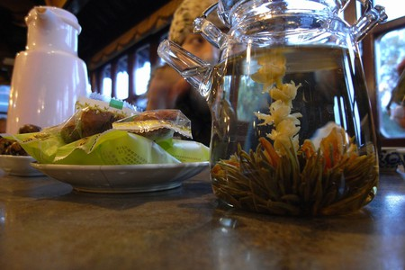 Chinese tea  ©hirotomo t/Flickr