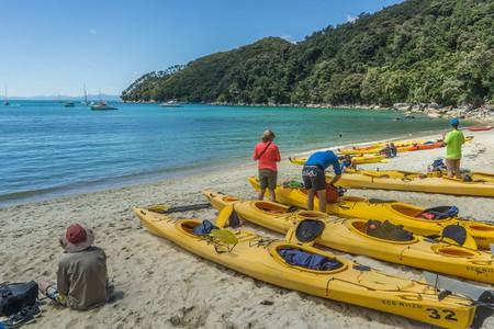 Abel Tasman National Park | © ItravelNZ/Flickr