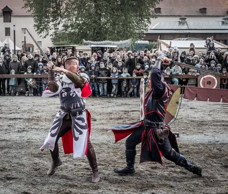 Knights tournament in Spandauer Zitadelle |  © Sergey Galyonkin/flickr