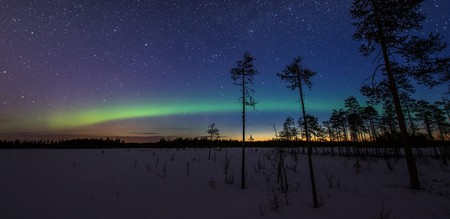 Northern Lights in Finland | © Juho Holmi / Flickr