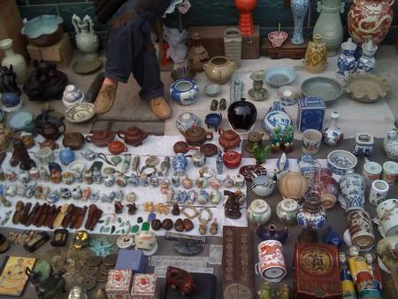 Panjiayuan Antique Market   © paolo mutti / Flickr