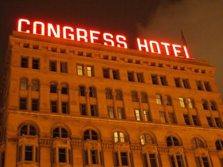 Congress Hotel   © Brian Weber/Flickr
