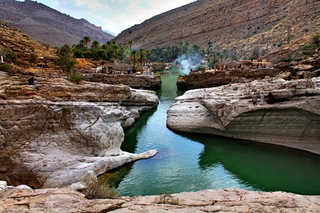 Wadi Bani Khalid By: Marlon Cureg |Flickr