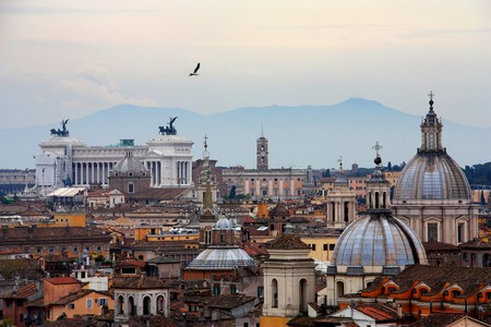 Mild October temperatures make it a great month to visit Rome   Wenjie, Zhang   A Certain Slant of Light/Flickr