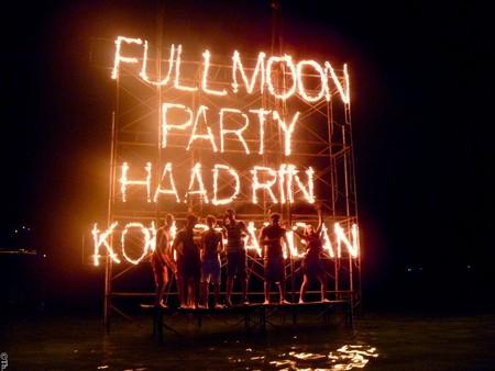 Full Moon Party | © Thomas Suazedde/Flickr
