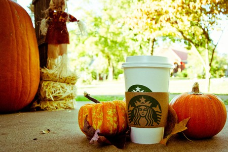 The pumpkin spice latte is Starbucks' most popular seasonal drink | © Denise Mattox/Flickr