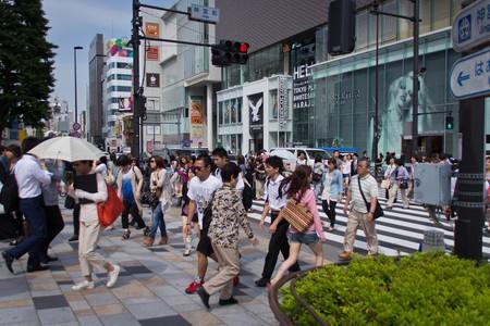 Harajuku, Tokyo   © John Gillespie / Flickr